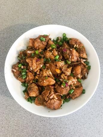 Chicken Seasoned