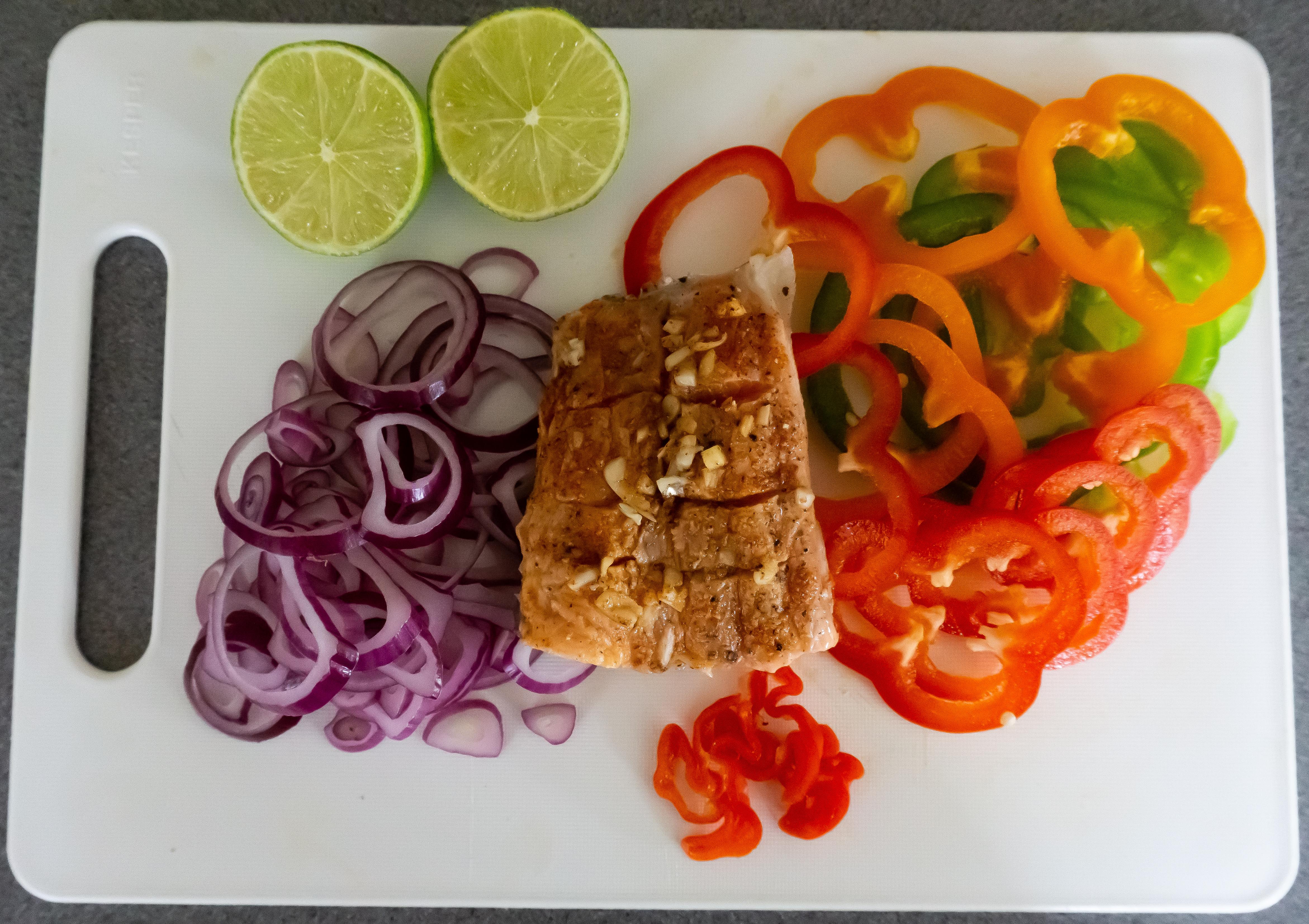 Escovitch Salmon Seasoning